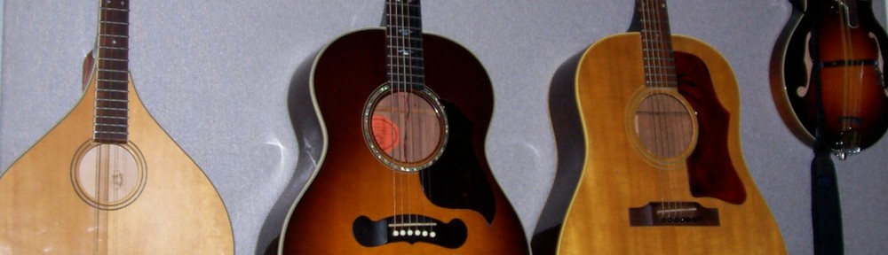 Acoustic stringed instruments