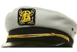 The billionaire's cap
